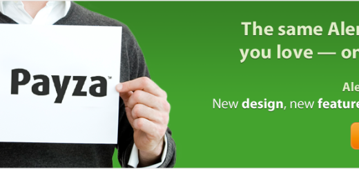 AlertPay servis za online plaćanja  je postao Payza