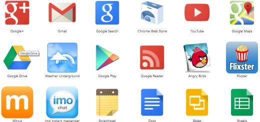 Google objavio 3 nove web aplikacije za Docs, Sheets i Slides