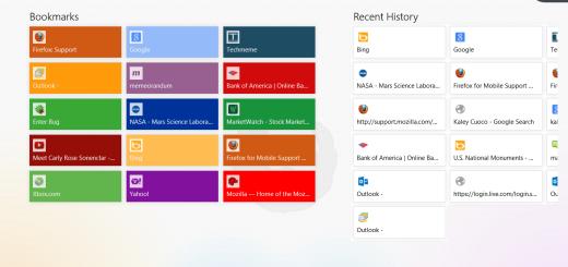 Mozilla pokazala kako izgleda Firefox na Windows 8