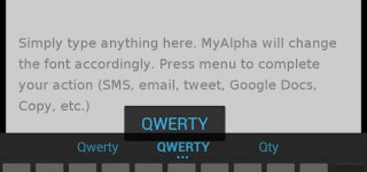 Tastatura iz Androida 4.2 dostupna za preuzimanje