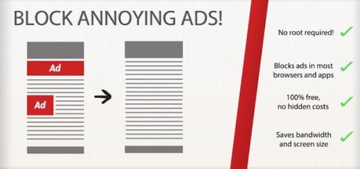 AdBlock Plus za Android blokira sve reklame !
