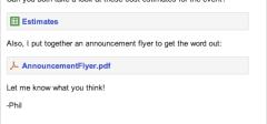 Google drive integrisan u Gmail, šaljite fajlove do čak 10 GB !