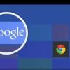 Kako da vratite Google na Windows 8 ?
