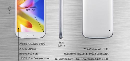 Samsung predstavio Galaxy Grand – Dual sim telefon