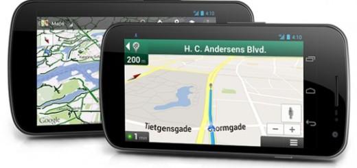 Peticija za Google navigaciju