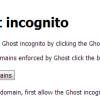 Kako da automatski otvarate odabrane sajtove u Inkognito modu ?