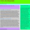 Moja prva web stranica: CSS + HTML u 10 lekcija, III deo