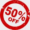 Akcija :  50% popusta na sve hosting pakete