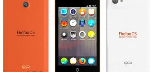 Mozilla objavila prve telefone sa Firefox OS-om