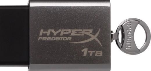 Šta će nam prenosivi hard disk – Kingston objavio USB memoriju od 1 TB !
