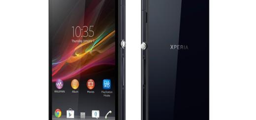 Sony predstavio nov telefon – Xperia Z