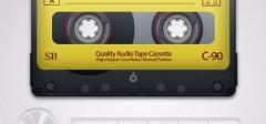 Stari dobri kasetofon – HTML5 audio plejer