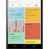 Google pokrenuo nov servis – Google Keep