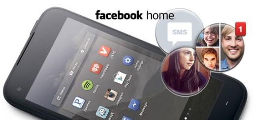 Kako da instalirate Facebook Home na bilo koji Android telefon ?