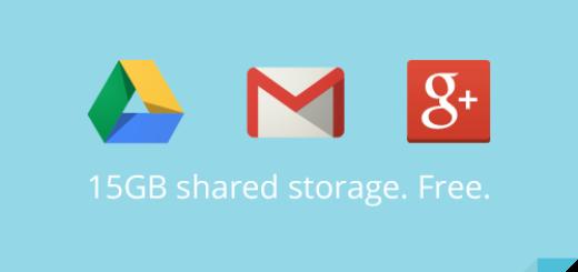 Google daje 15 GB prostora besplatno