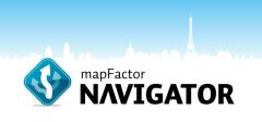 Besplatna navigacija za Android telefon – MapFactor