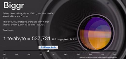 Yahoo redizajnirao Flickr, nudi 1 TB besplatno za fotografije