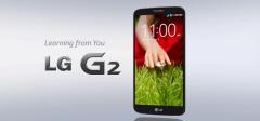 LG predstavio LG G2 mobilni telefon