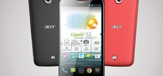Acer predstavio Liquid S2, prvi telefon koji snima u 4K rezoluciji
