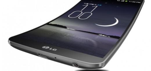 I LG predstavio zakrivljeni telefon – G Flex