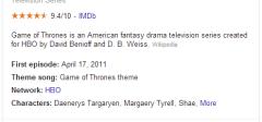 Google u pretrazi dodao podršku za najavu epizoda serija