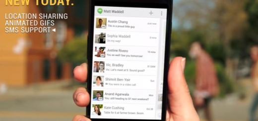 Hangouts dobio podršku za SMS