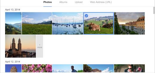 Lakše ubacivanje slika sa telefona u gmail poruke