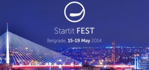 Startit Fest za mesec dana u Beogradu (maj 2014.)