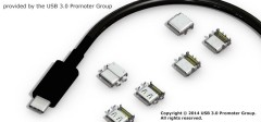 Nove specifikacije za USB 3.1