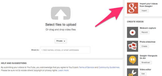 Google omogućio brz upload video klipova sa Google+ na Youtube
