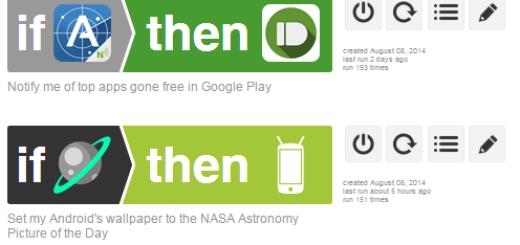 IFTTT aplikacija stigla i na Android