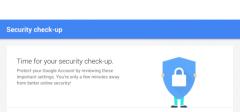 Google poklanja 2GB prostora ukoliko proverite sigurnosna podešavanja