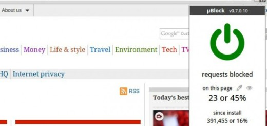 Najbolji način za blokiranje reklama u Chrome-u a nije AdBlock
