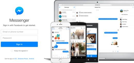 Facebook messenger i kao web aplikacija