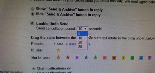"""Google omogućio vraćanje poslate email poruke tzv. """"undo"""""""