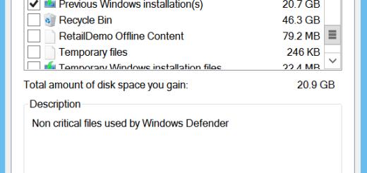 Kako da povratite mesto na disku nakon upgrade-a na Windows 10