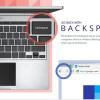 "Vratite se na ""backspace"" !"